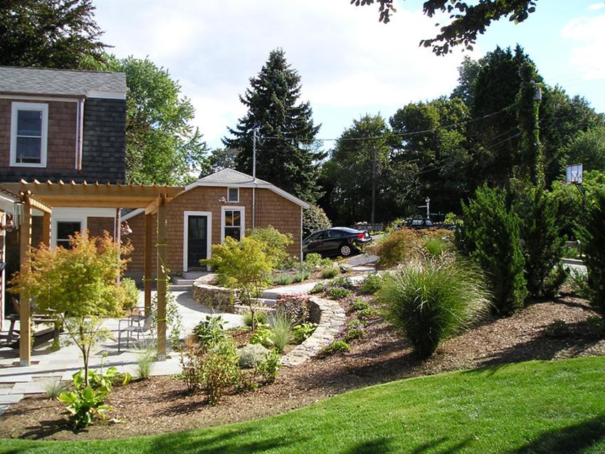 Clark Farms Services Residential Landscape Plum Point 0000s 0003 Patio